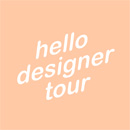 Logo Hello Designer Tour